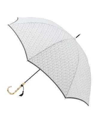 ROPE'(ロペ) 晴雨兼用 モノグラムプリントアンブレラ