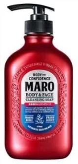 【ボディ】 MARO 「全身用クレンジングソープ」 450ml 799円