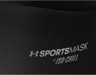 UA SPORTS MASKフェザーウエイト