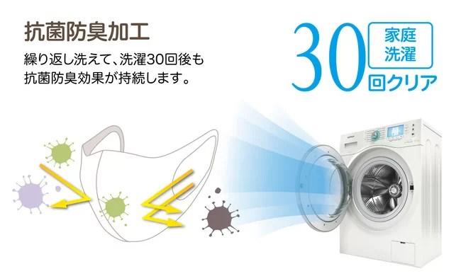 ニーズ、抗菌防臭3D小顔マスク