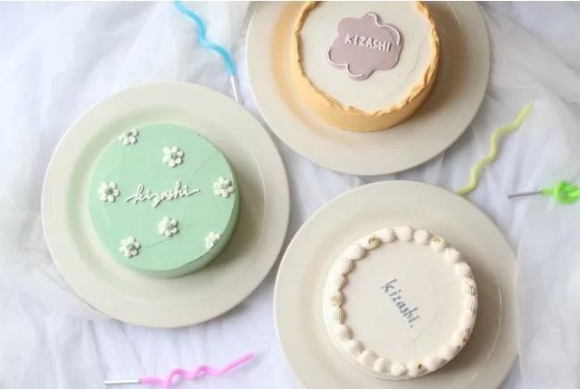 ルミネ、meet & meet 10th Anniversary「kizashi cake」のセミオーダーケーキ受注