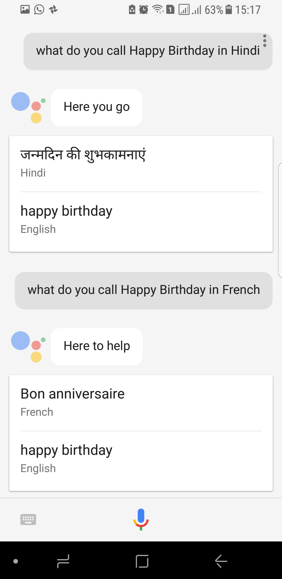 google assistant amazing tricks