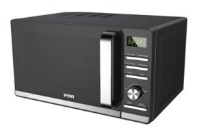 VON HotPoint VAMG-20DGK Grill Microwave Oven