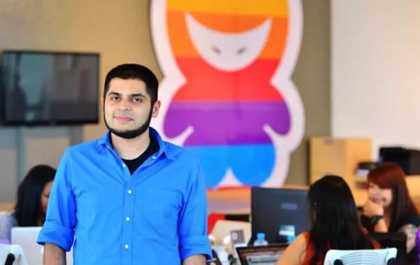 Omar Kassim, Founder of JadoPado (Image 1)