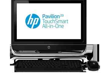 HP Pavilion 23 TouchSmart All-in-One PC