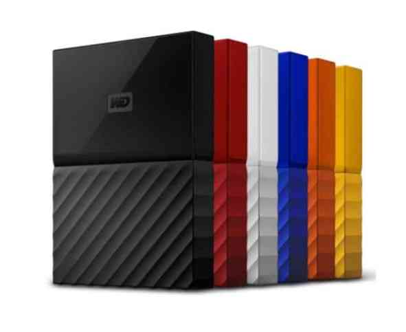 My Passport Colorful - Western Digital Showcases its Home Storage solutions Middle East Games Con 2017