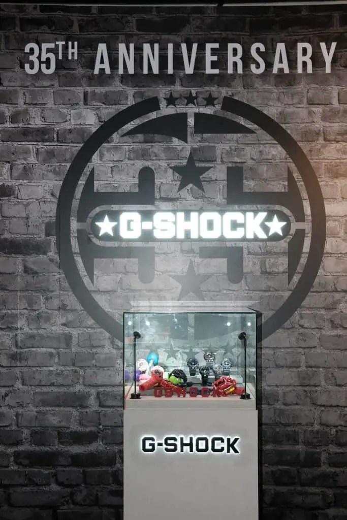 Image 5 683x1024 - CASIO kicks off with G-SHOCK's  35th Anniversary MENA Tour in UAE.