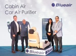 Blueair Cabin car air purifier launch 300x221 - Blueair Unveils State-of-the-art Intelligent Range of Car Air Purifiers in UAE