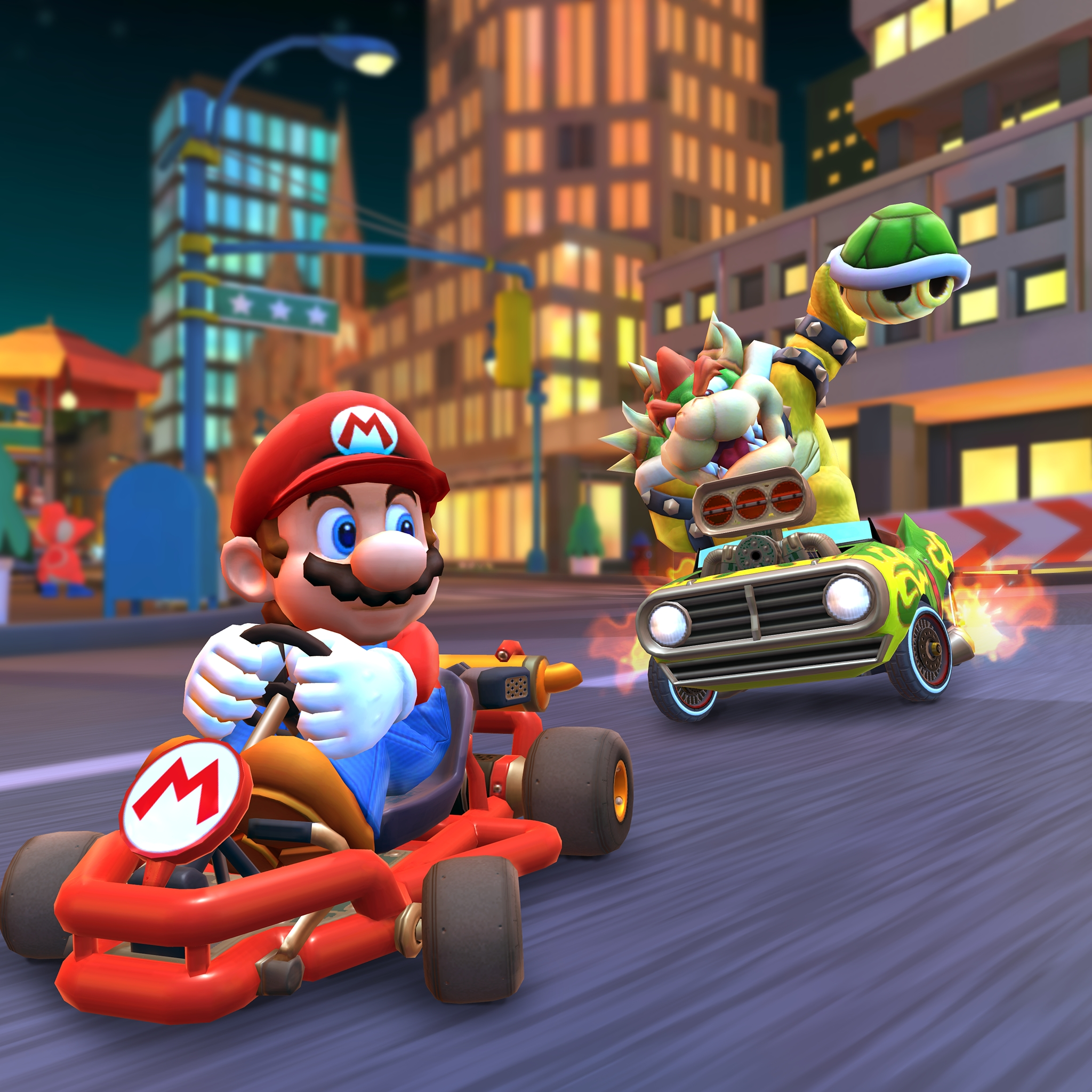Let's-A Race! Mario Kart Tour is Now Available on Smartphones – TechPope