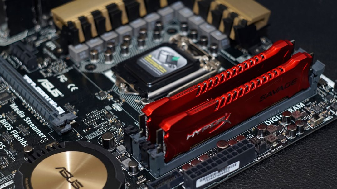 Kingston HyperX Savage DDR3 (8)
