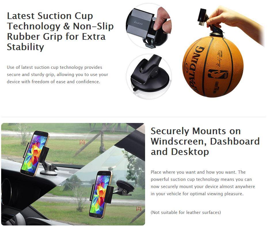 LUXA2 Smart Clip Features (3)
