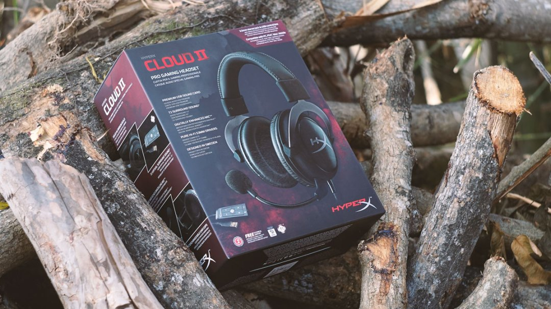 Kingston HyperX Cloud II Gaming Headset (1)
