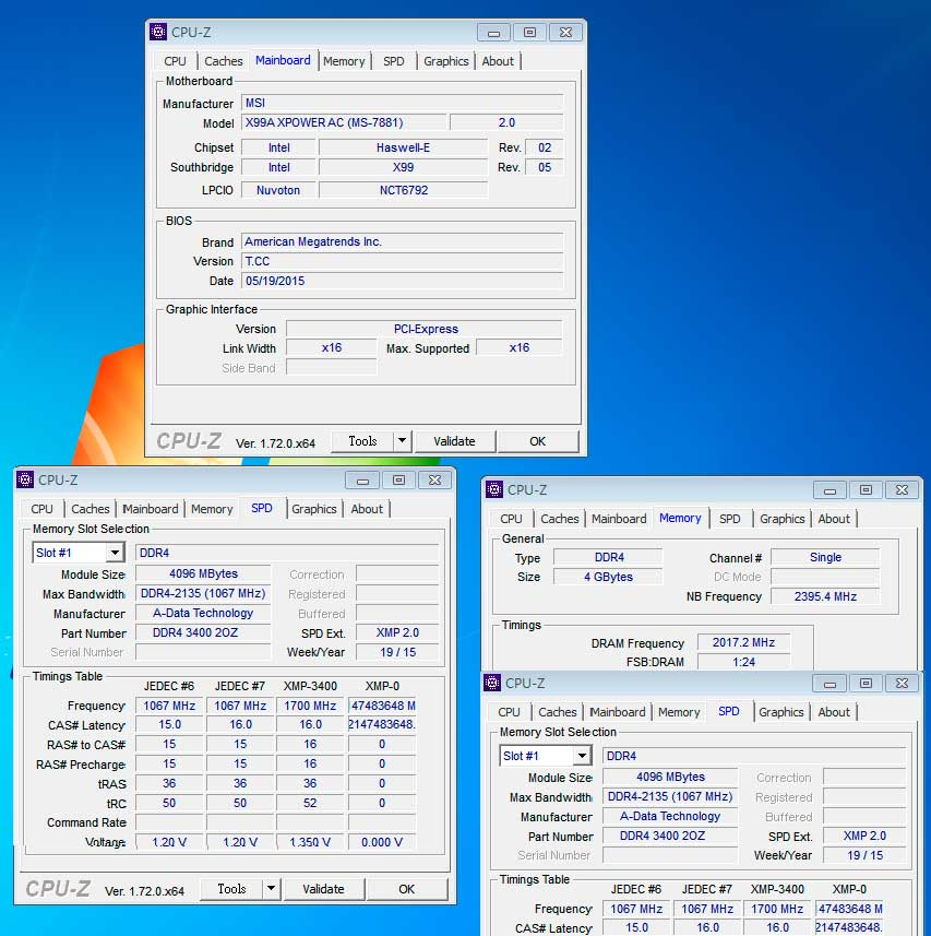 ADATA-XPG-Z2-3400-4034Mhz