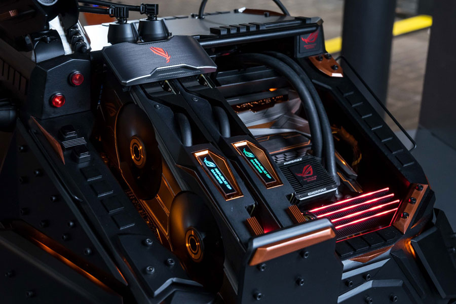 ASUS ROG IFA 2015 Pictures (3)
