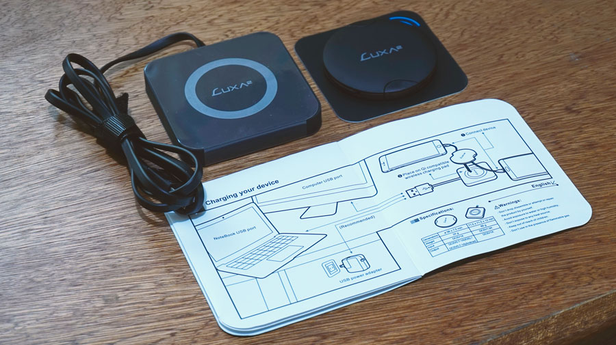 LUXA2 S100 Wireless Charger Review (4)