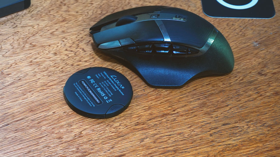 LUXA2 S100 Wireless Charger Review (6)