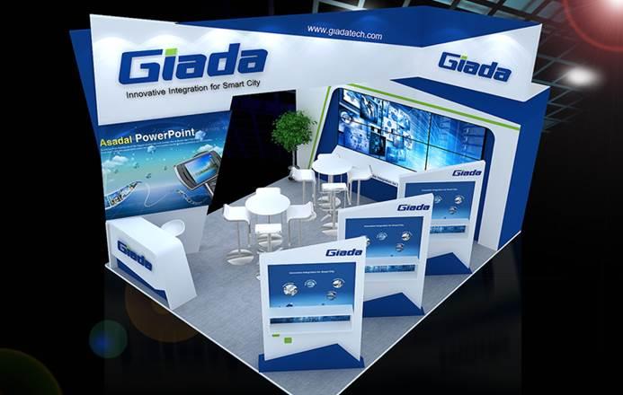 GIADA GITEX 2015 PR