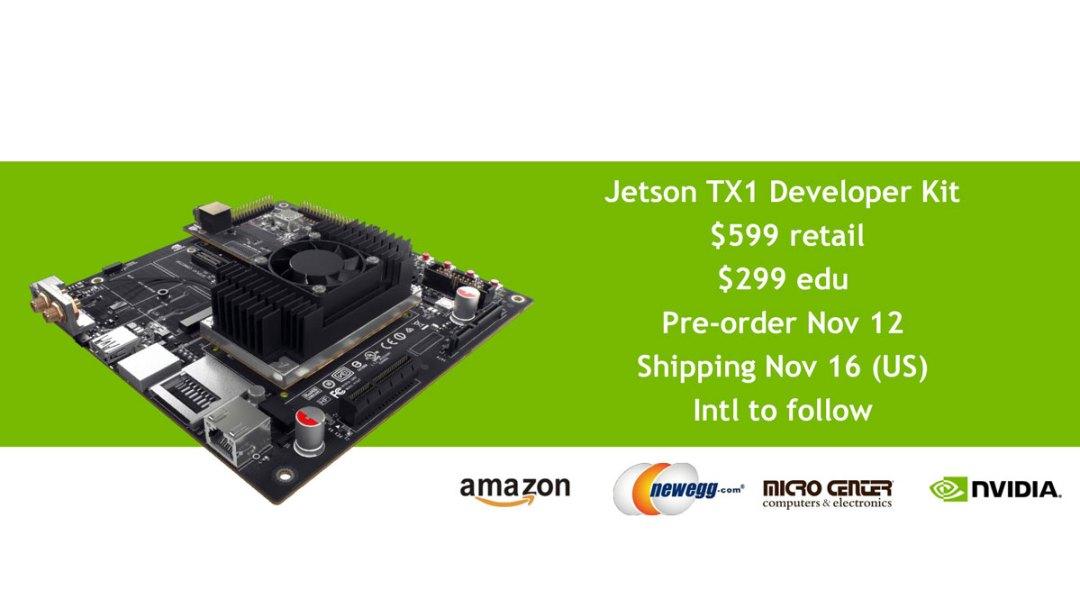 Nvidia Jetson TX1 Mini SuperComputer PR (1)