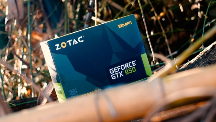 ZOTAC GTX 950 AMP! Review (1)