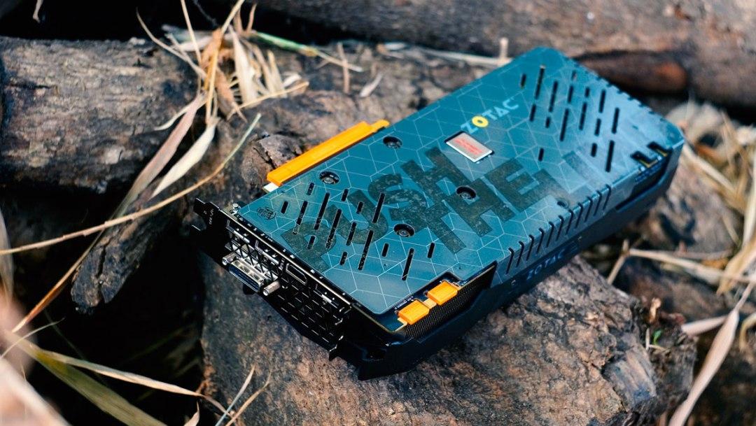 ZOTAC GTX 980 Ti AMP! Extreme Images
