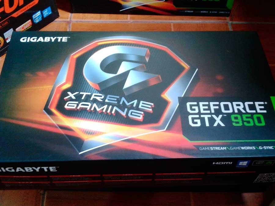 GIGABYTE GTX 950 XTREME GAMING Extras (1)