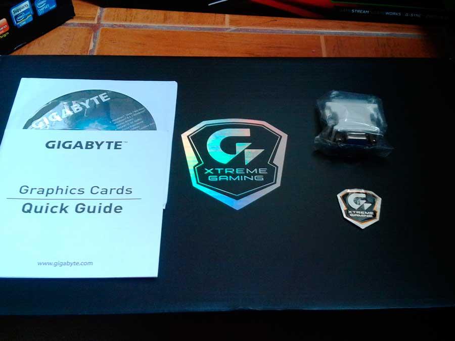 GIGABYTE GTX 950 XTREME GAMING Extras (5)