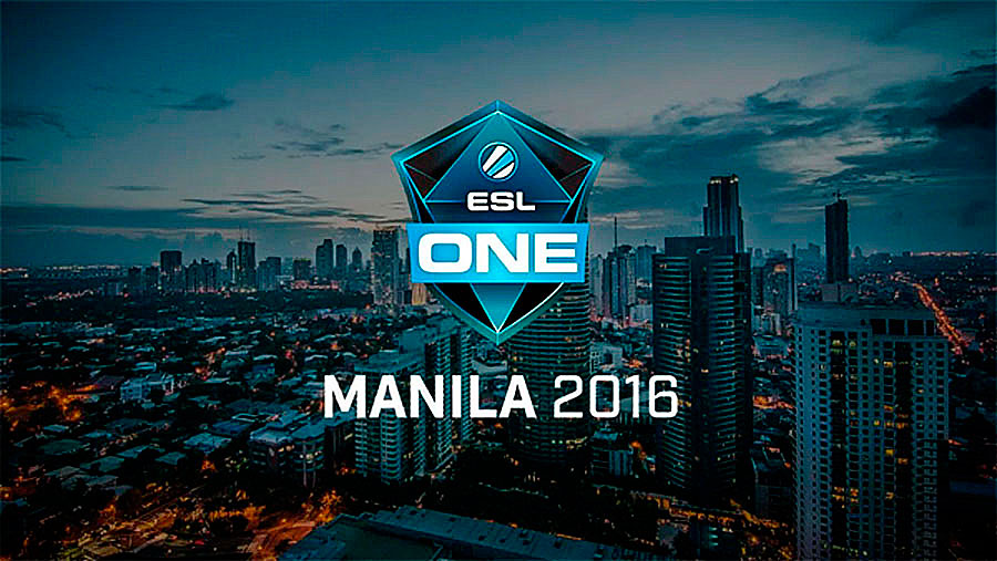 ESL One Manila Main PR