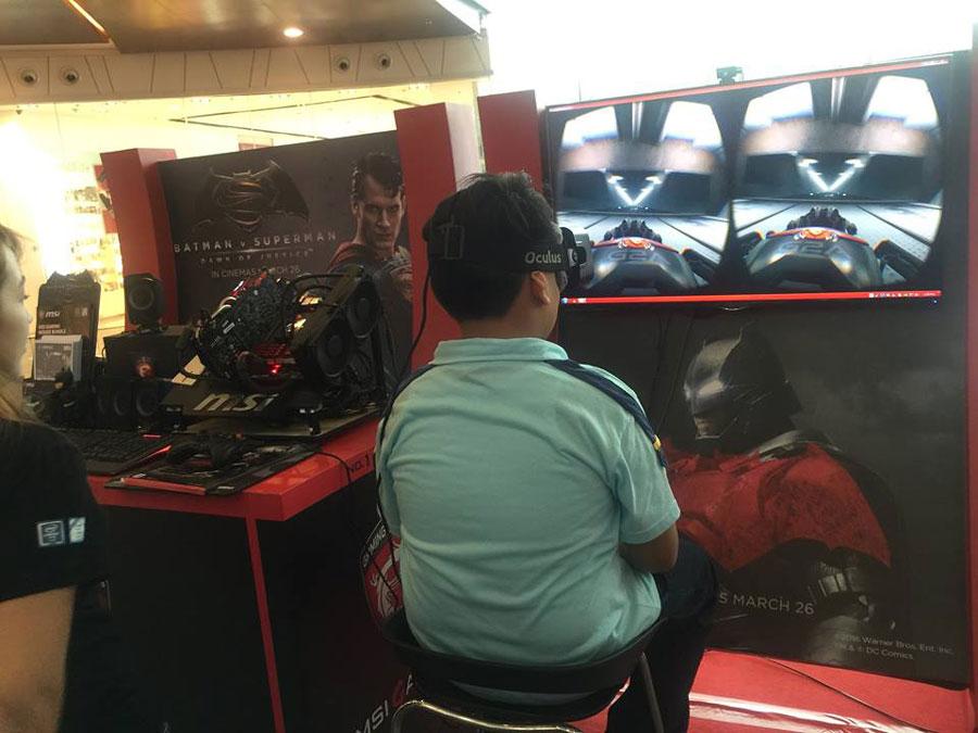 MSI Batman v Superman Road Show Philippines (4)