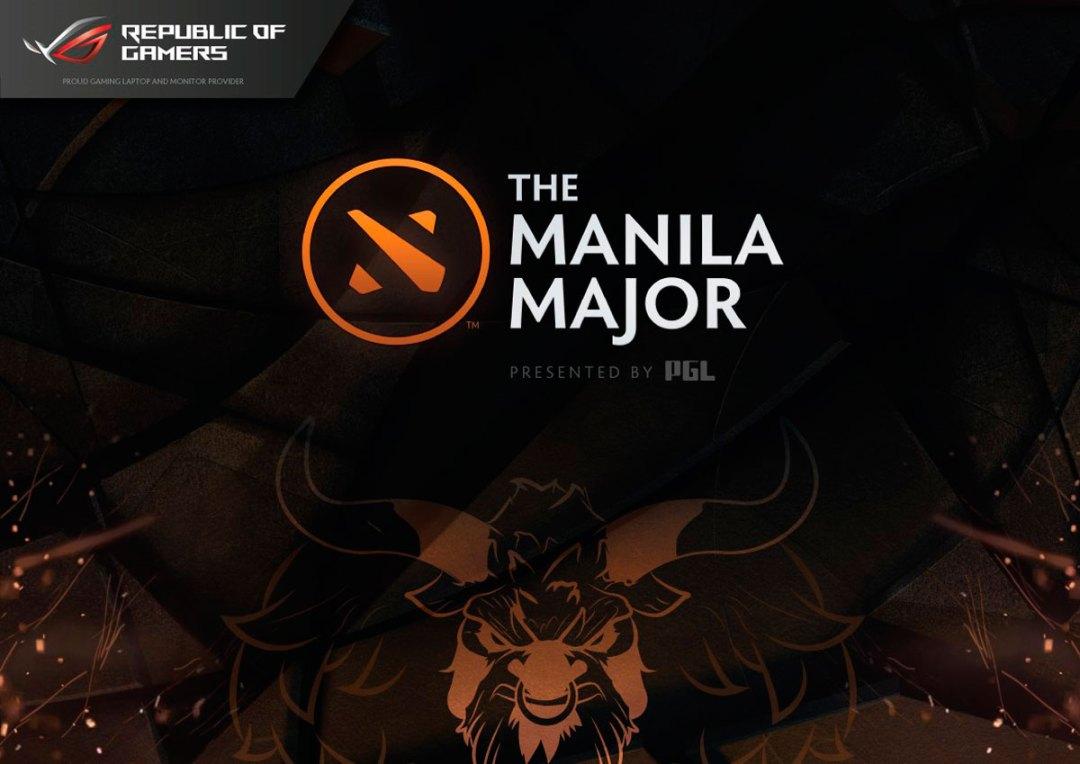 ASUS ROG DOTA2 Manila Majors PR (3)