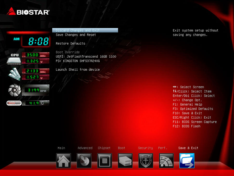 Biostar A70MD PRO BIOS (7)