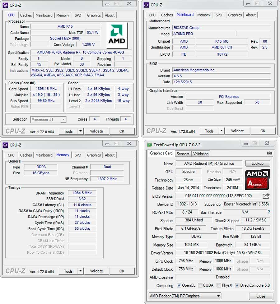 Biostar A70MD PRO AMD Chipset Drivers Mac