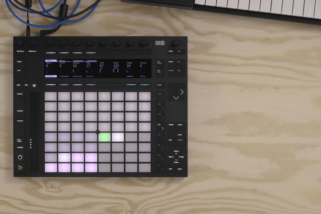 Ableton Push 2 PH