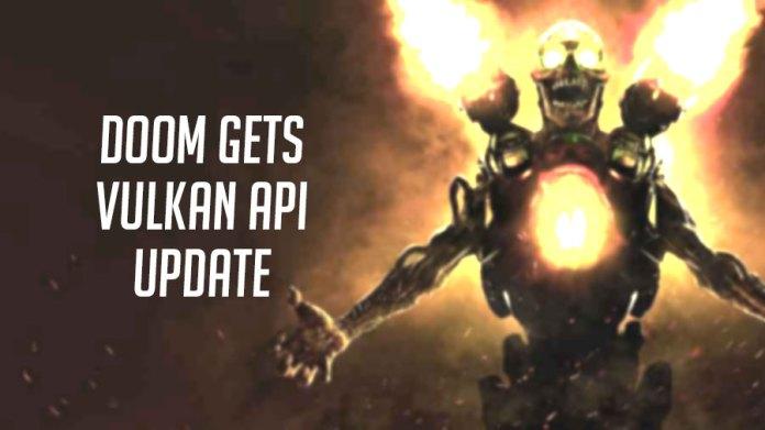 DOOM Vulkan API News (1)