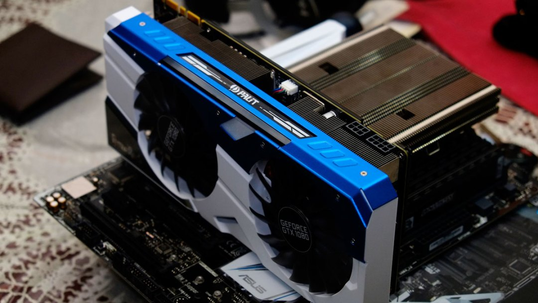 Palit GTX 1080 GameRock Review (12)