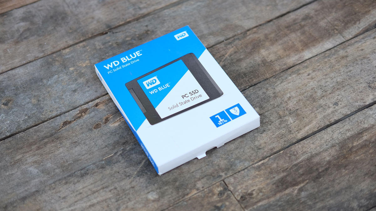 WD Blue SSD 1TB Model Review | TechPorn