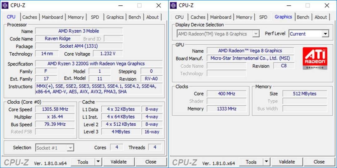 Review   AMD Ryzen 3 2200G AM4 APU   TechPorn