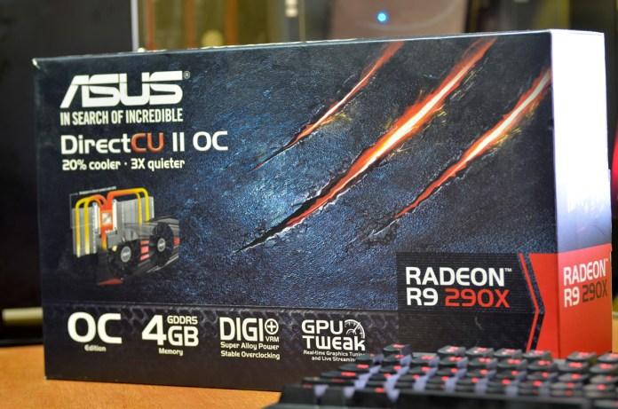 ASUS Radeon R9 290X DirectCU II OC (1)
