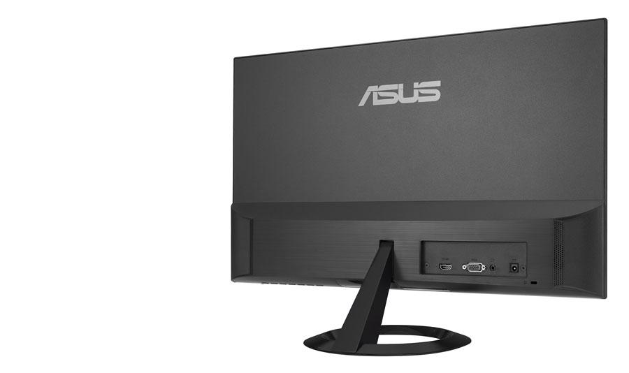 ASUS Announces VZ239HR Ultra-Slim Frameless Monitor | TechPorn