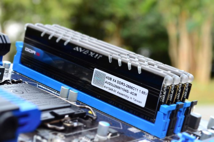 AVEXIR Core Series DDR3 (6)
