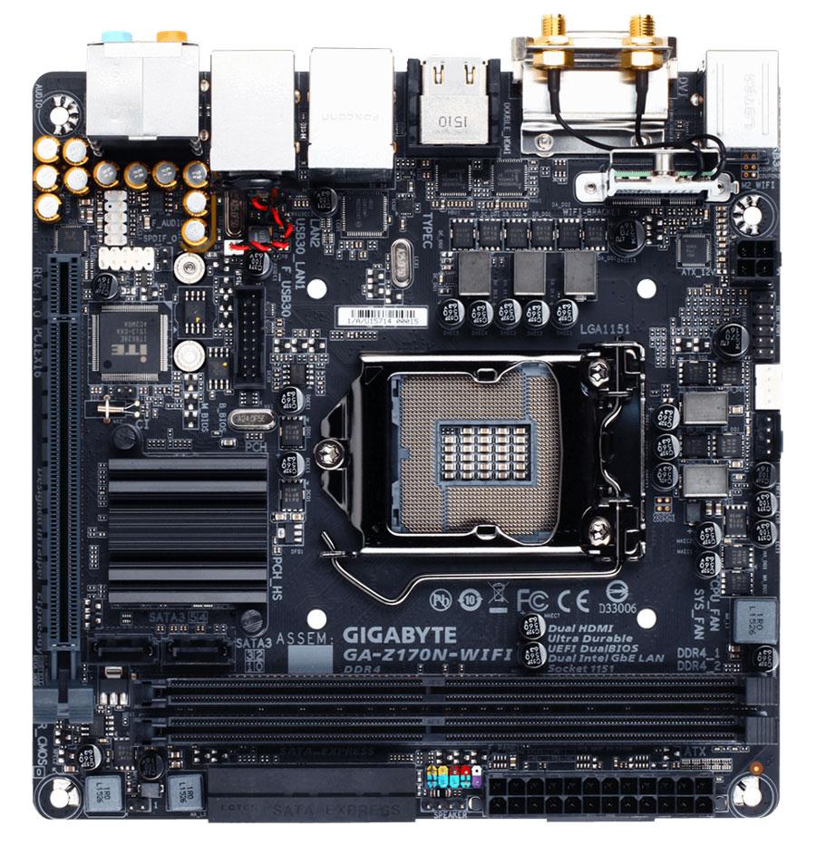 Best Intel 100 Series Motherboards (5)