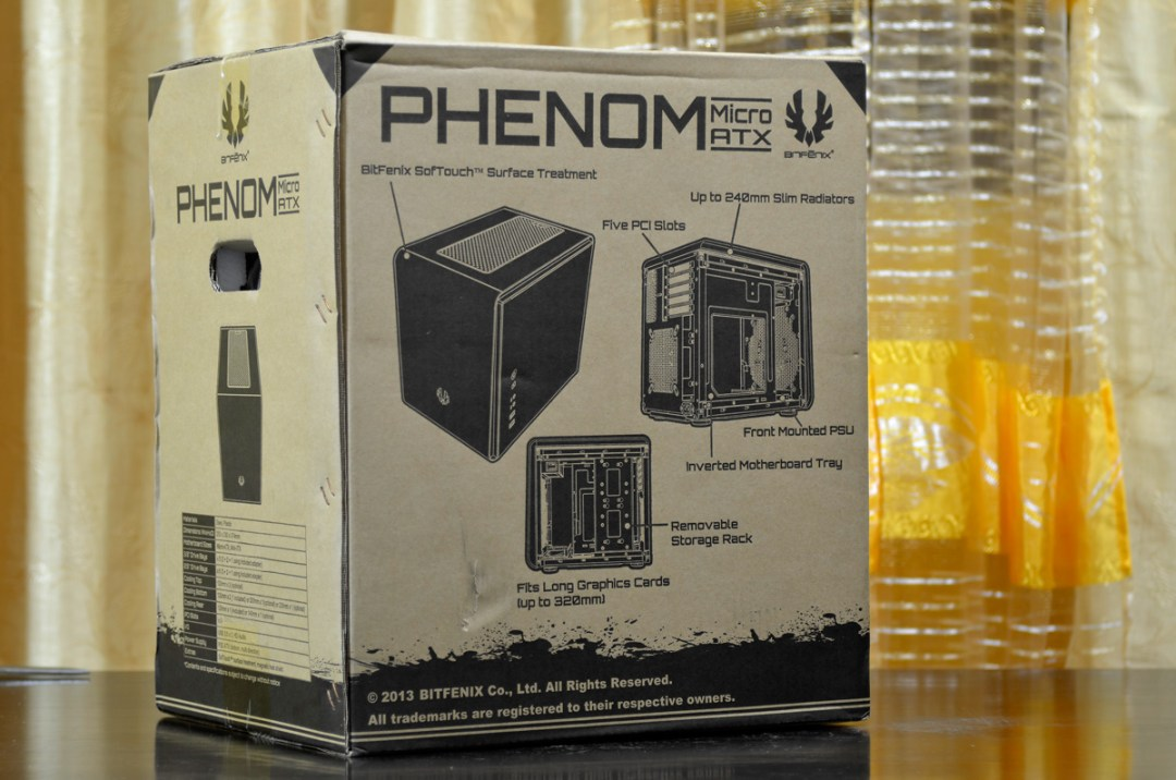 BitFenix Phenom M Review (2)