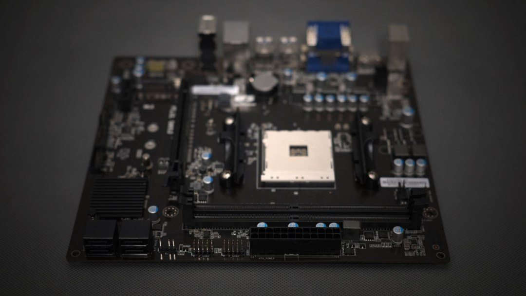 Review | ECS A320AM4-M3 AM4 Motherboard | TechPorn