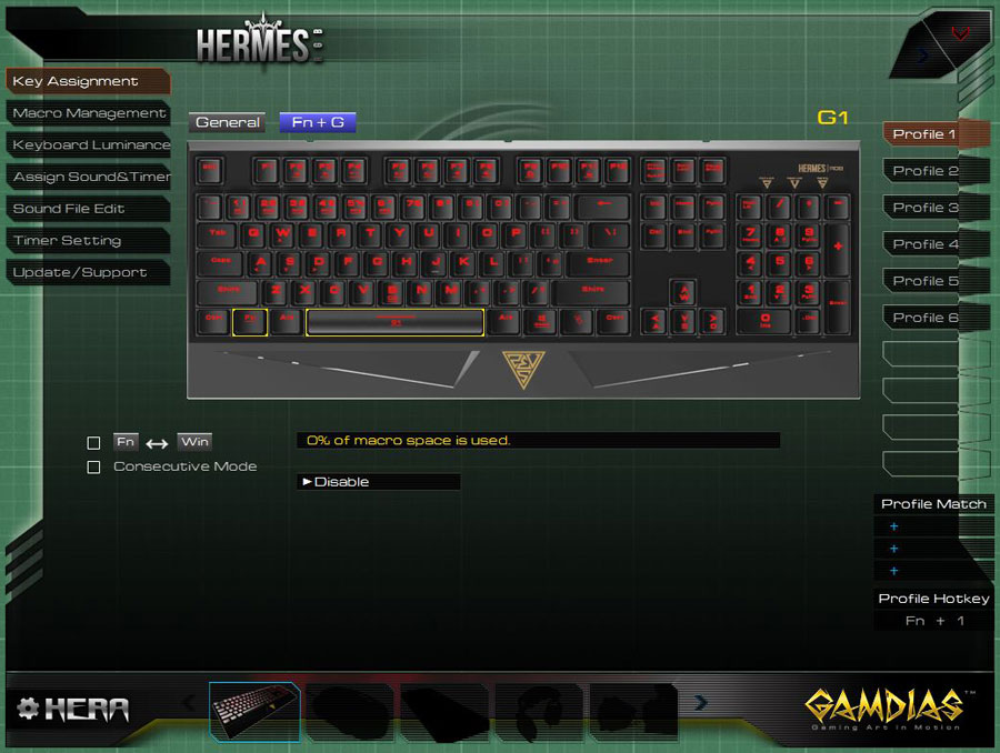 GAMDIAS HERA Software (2)