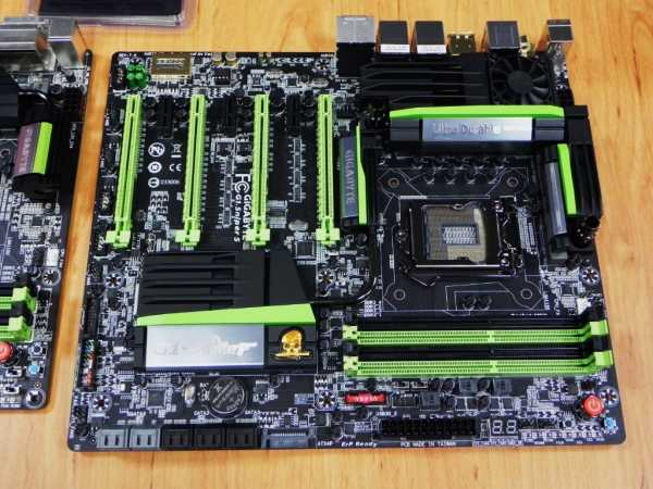 GIGABYTE Z87 Chipset Motherboards (7)