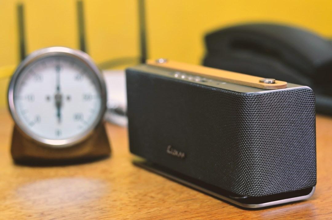 LUXA2 Groovy Wireless Stereo Speaker (8)