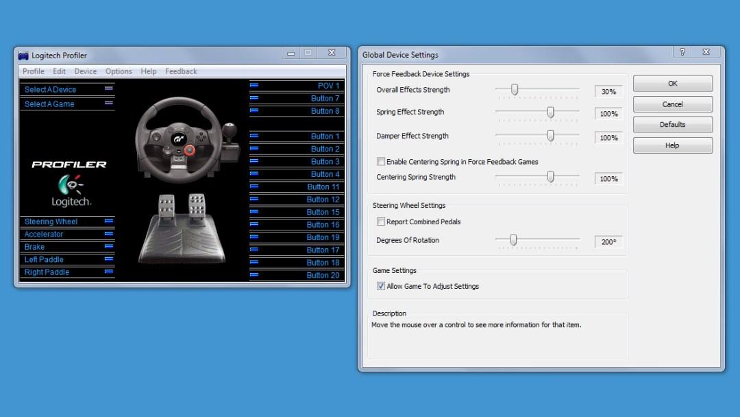 Logitech-Driving-Force-GT-Software