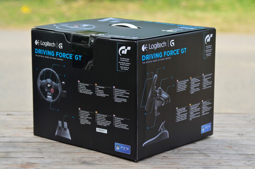 Logitech Gaming Driving Force GT (2)