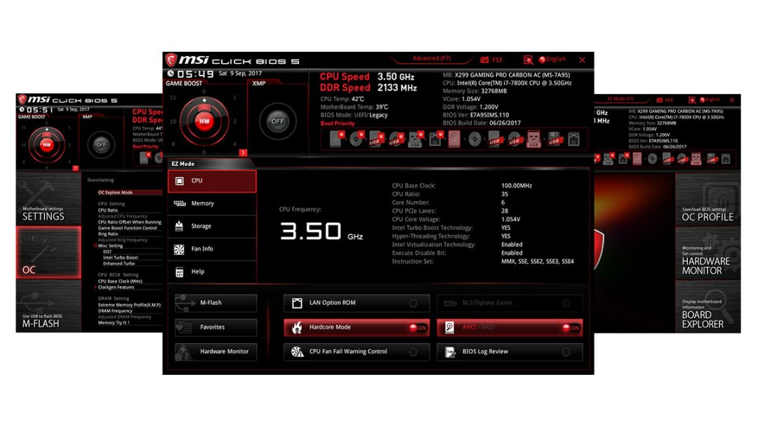 Review | MSI X299 Gaming Pro Carbon AC LGA 2066 Motherboard