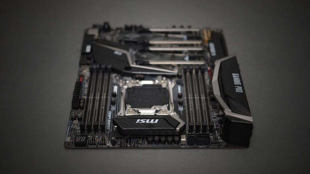 Review | MSI X299 Gaming Pro Carbon AC LGA 2066 Motherboard | TechPorn