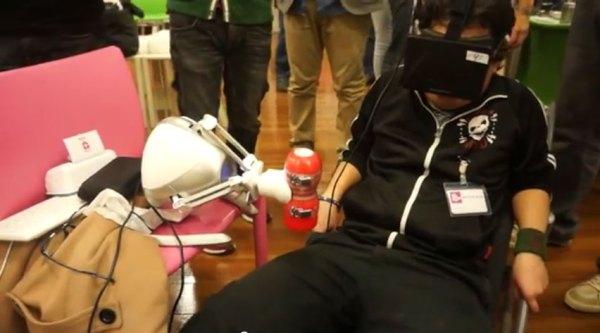 Oculus Rift VR Japan Eroge